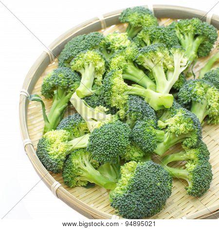 Broccoli slice