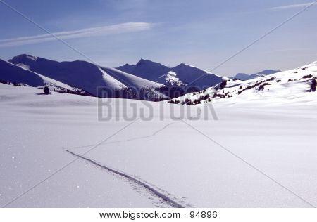 Nuevo país esquí
