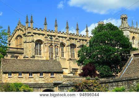 Christchurch College Oxford University