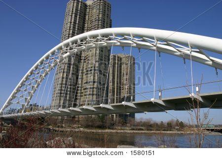 Urban Pedestrian Bridge