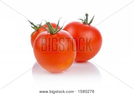 Fresh And Tasty Tomatoes