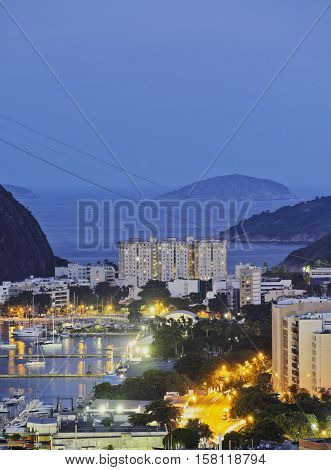 Botafogo Neighbourhood In Rio De Janeiro