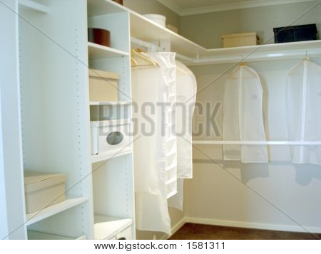 Walk In Wardrobe 1