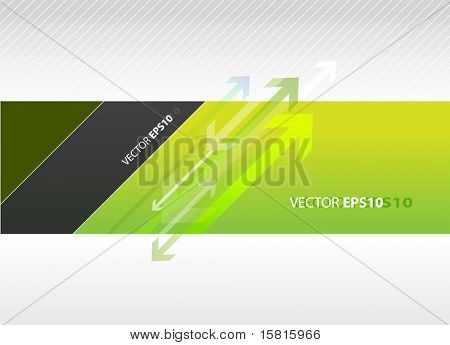 Abstract illustration with stripe and place for your own text.