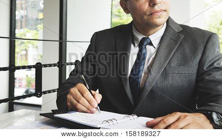 Business Commercial Enterprise Strategy Tactics Concept
