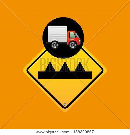 rough traffic sign concept vector illustration eps 10