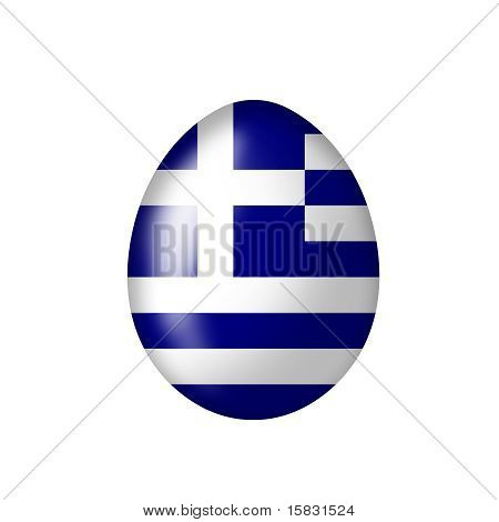 Greek Egg