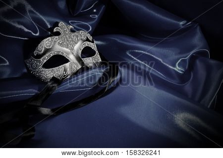 Mask for masquerade ball. Venetian mask. Face mask.
