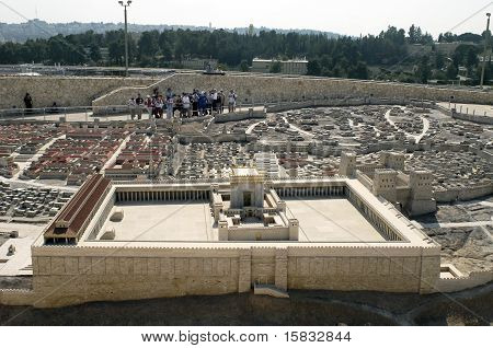 Second Temple Model, Jerusalem