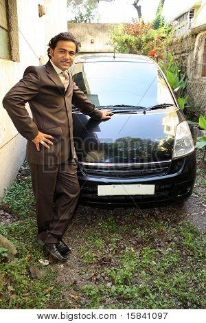 Proud Car Owner