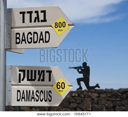 Bagdad Damaskus