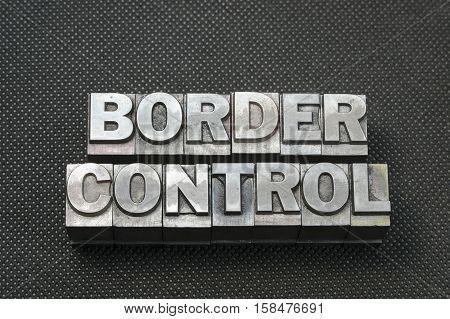 Border Control Bm