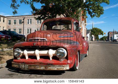 Vintage Ford LKW