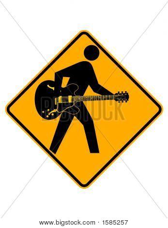Guitar Sign-
