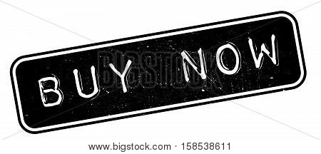 Buy Now Rubber Stamp