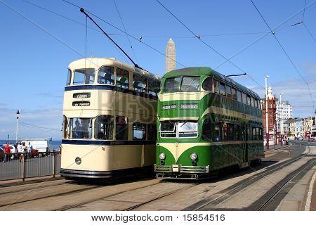 Tranvías de Blackpool