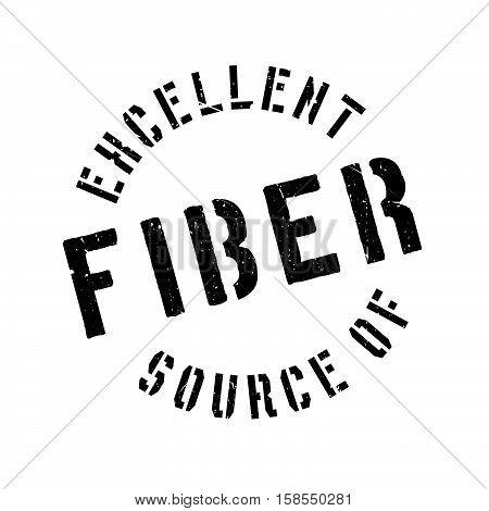 Excellent Source Of Fiber Stamp