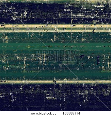 Vintage background texture, antique style composition for your design. With different color patterns: yellow (beige); gray; green; blue; white