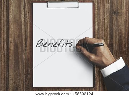 Benefits Income Compensation Advantage Assistance