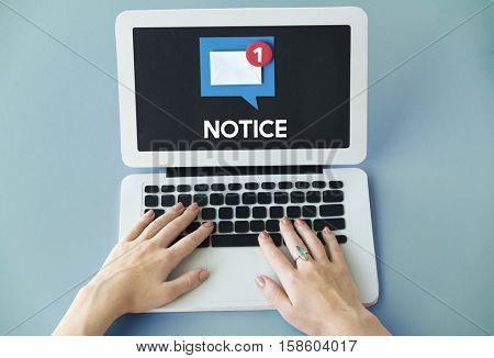 Email Alert Popup Reminder
