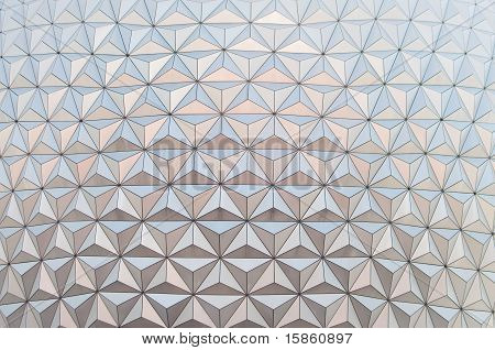 Dome In Orlando Theme Park