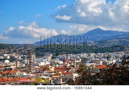 Rethymnon View