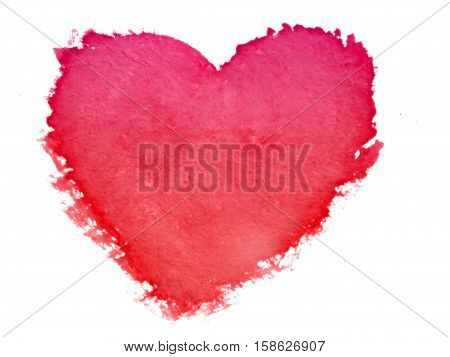symbol love heart valentine drawing art color draw romance texture romantic design paint isolated celebration white image shape day gift abstract brush textured illustration paper creative happy brush stroke heart shape bright sign feeling lover