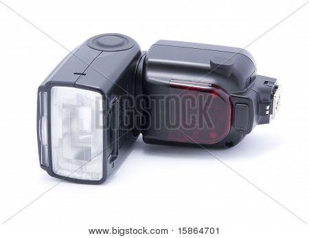 a photo is a flash