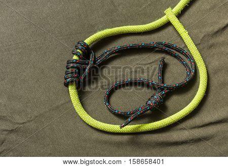 Prusik Loop - Knot.