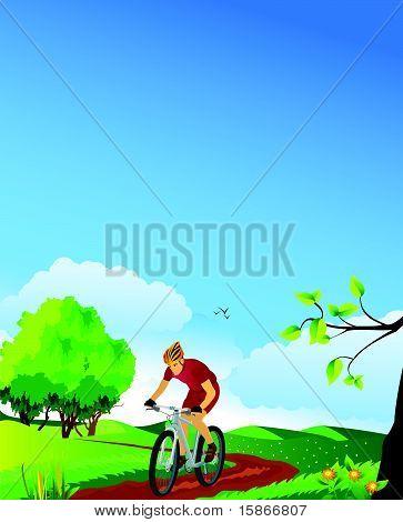 Bikespring.eps