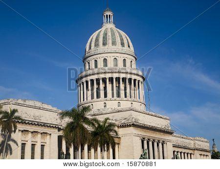 Havana Capitoly Dome