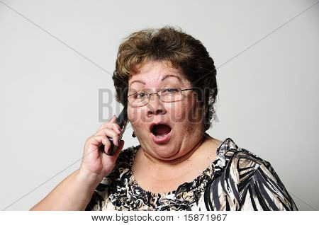 surprise call