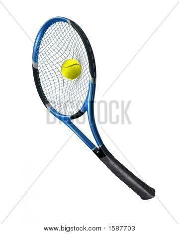 Tennis Serving