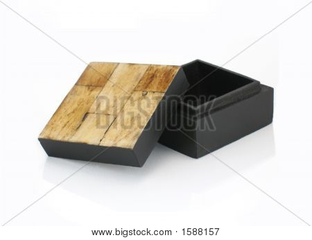 Wood And Bamboo Gift Box