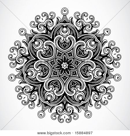 Vector Decorative Ornament