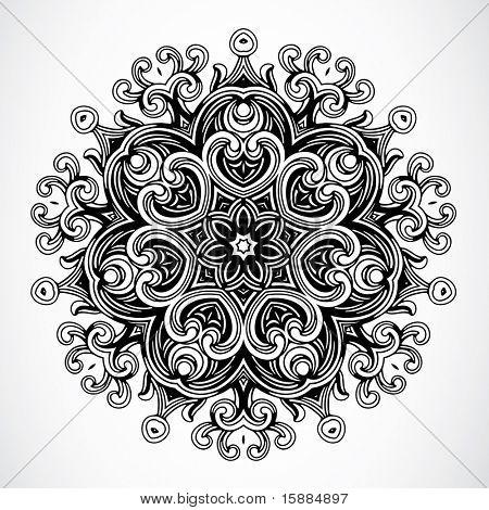 Vector Decorative Ornament