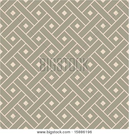 Vector Seamless Weave Pattern