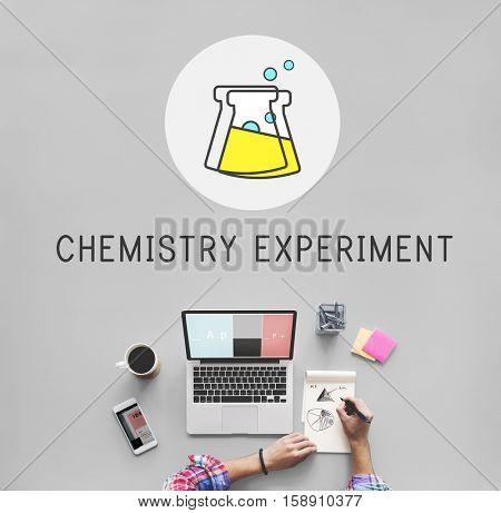 Chemical Education Experiment Formula Concept