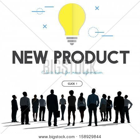 New Product Commerce Launch Promotion Concept