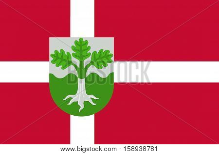 Flag of Dragor is a municipality in Region Hovedstaden of Denmark