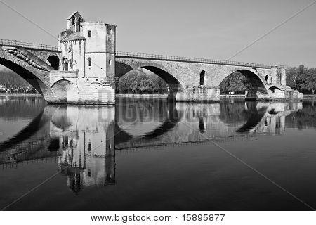 Pont d'Avignon (Pont St-Bénezet)