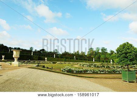 Paris-capital of France; the administrative center of the region Ile-de-France.