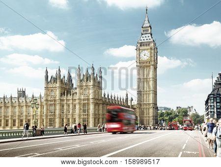 Westminster Bridge, London, UK