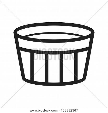 Creme, brulee, dessert icon vector image. Can also be used for european cuisine. Suitable for mobile apps, web apps and print media.