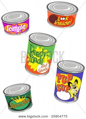 canned web graphics set 3