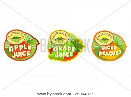 fruit labels 2