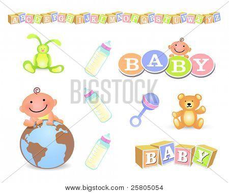 baby design elements
