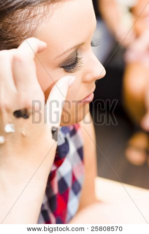 Bridal Eyelashes