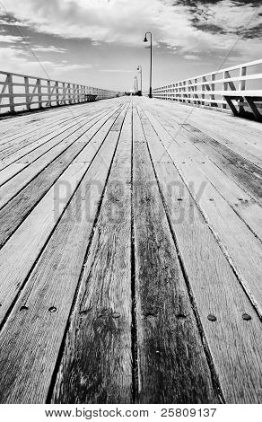 Boardwalk Of Distance