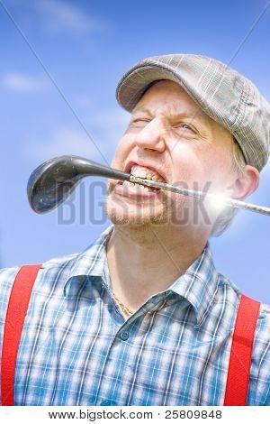 Golfing Mad